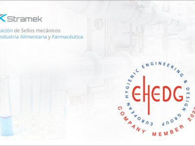 Stramek is now part of the EHEDG group